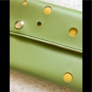 Holly Aiken Bags - Pretty and unique Holly Aiken clutch!